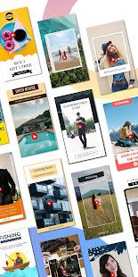 Social Media Post Maker - Make Social Videos 28.0 Screenshots 2
