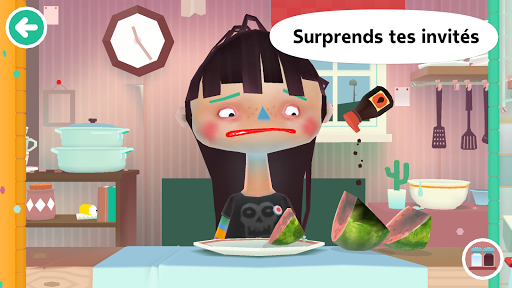 Toca Kitchen 2 APK MOD (Astuce) screenshots 5