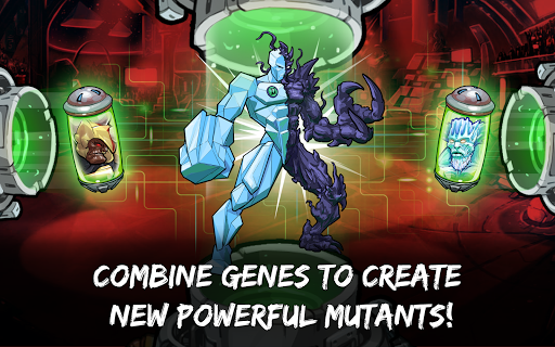 Mutants Genetic Gladiators 72.441.164675 screenshots 15