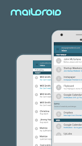MailDroid Pro - Email Application 5.10 (Paid) (Mod Extra)