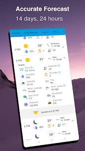 Weather Forecast 14 days Pro v7.1.2_pro [Patched] [Mod Extra] 5