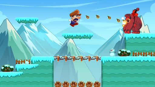 Super Bino Go: New Free Adventure Jungle Jump Game 1.4.7 Screenshots 4