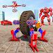 スパイダーホイールロボットゲーム–カーゲーム