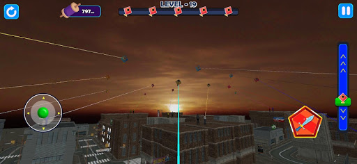 Indian Kite Flying 3D  screenshots 3