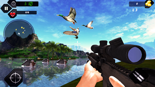 Duck Hunting Challenge 4.0 screenshots 1