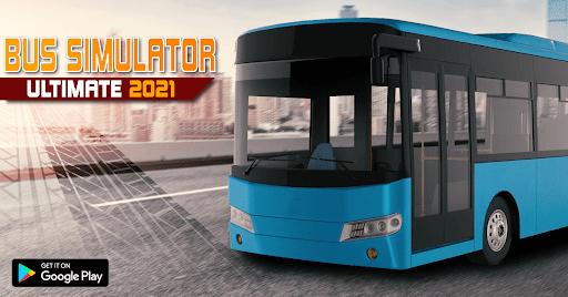 simulateur de bus: jeu de stationnement de bus APK MOD (Astuce) screenshots 1