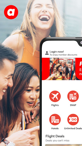 airasia.com: Book Flights, Hotels & Activities modavailable screenshots 1