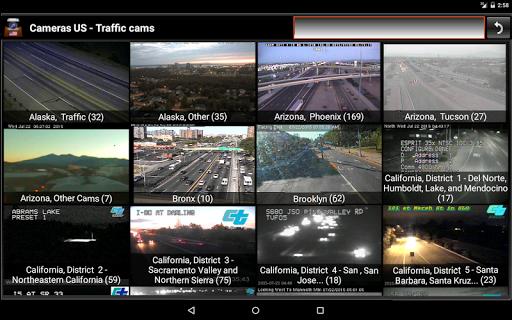 Cameras US - Traffic cams USA 8.6.2 screenshots 10