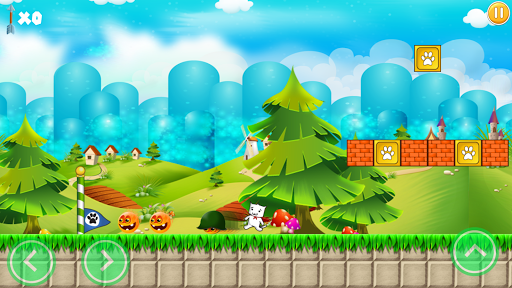 Super Cat World 2 HD - Syobon Action 1.0 screenshots 9