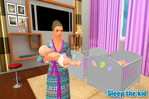 Virtual Babysitter: Babysitting mother simulator 4 screenshots 2
