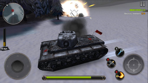 Tanks of Battle: World War 2 1.32 screenshots 9