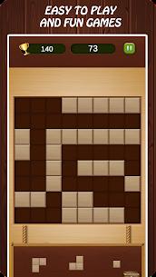 Wood Brick Puzzle – Classic Block Game Apk Download 2021 3
