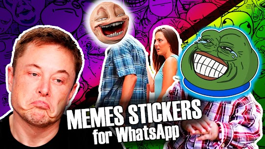 Free Troll Funny Face Memes Stickers for WAStickerApps Apk Download 2021 5