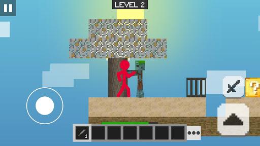 Stickman vs Multicraft: Lucky Block 1.0.3 screenshots 1
