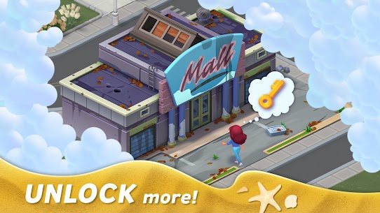 Match Town Makeover MOD APK 1.11.1200 (Unlimited Coin, Star) 13