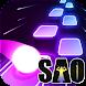 SAO Songs - Dancing hop tiles