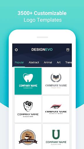DesignEvo - Logo Maker 1.0.5 Screenshots 1
