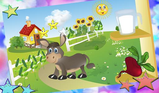 Well-fed farm (for kids)  screenshots 10