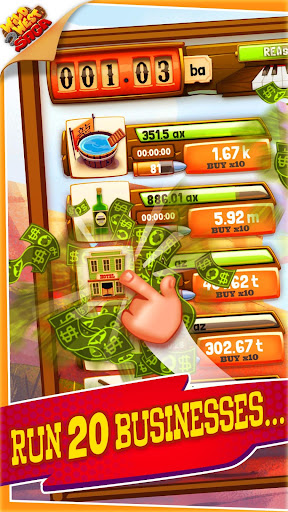 Idle Tycoon: Wild West Clicker Game - Tap for Cash 1.15.2 screenshots 1