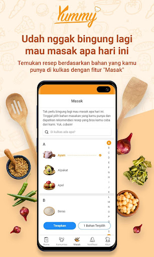 Yummy App by IDN Media - Aplikasi Resep Masakan 2.4.1 Screenshots 4