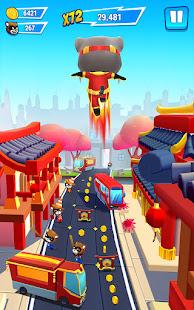 Talking Tom Hero Dash - Run Game