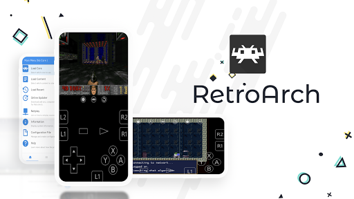RetroArch Plus 1.9.0 (2021-02-14) screenshots 1