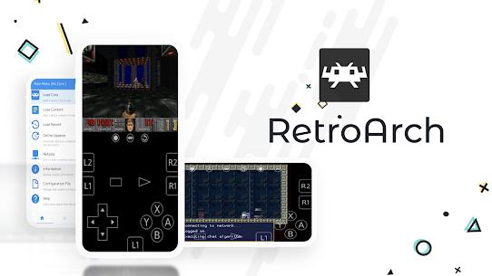 RetroArch Plus 1