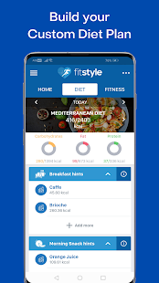Fitstyle - Home Workout, Fitness & Diet Plan
