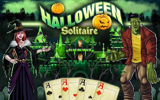 Halloween Tri-peaks Solitaire