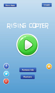 Rising Copter -go up endlessly Screenshot
