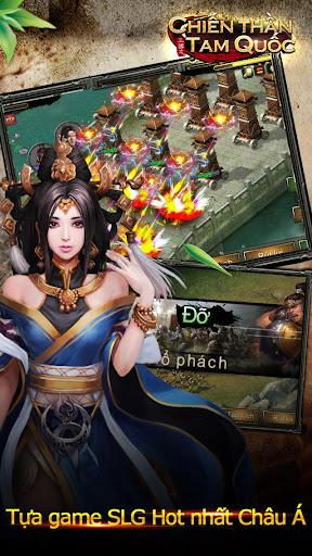 Chiu1ebfn Thu1ea7n Tam Quu1ed1c-Tranh Bu00e1  screenshots 11