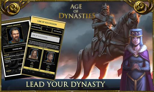 Age of Dynasties: Medieval War apktram screenshots 2