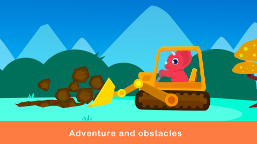Jurassic Dinosaur - Simulator Games for kids 1.1.5 screenshots 2
