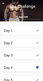 Six Pack Abs Workout at Home 1.6 Screenshots 7