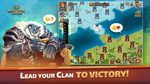Million Lords: Kingdom Conquest - Strategy War MMO  screenshots 1