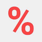 Discount and tax percentage calculator
