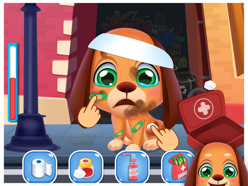 Puppy care guide games for girls 14.0 screenshots 2