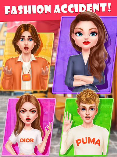 Merge Makeover: Makeup Games for Girls Kids  Pc-softi 6