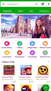 HappyMod Happy Apps - Amazing Helper Happy Mod