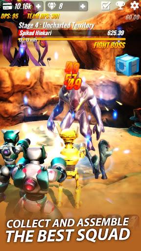 Infinity Legion: Idle Shooter  screenshots 3