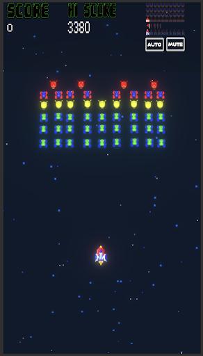 Galaxiga Retro 2.03a screenshots 3