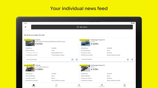 AutoScout24: Buy & sell cars screenshots 11