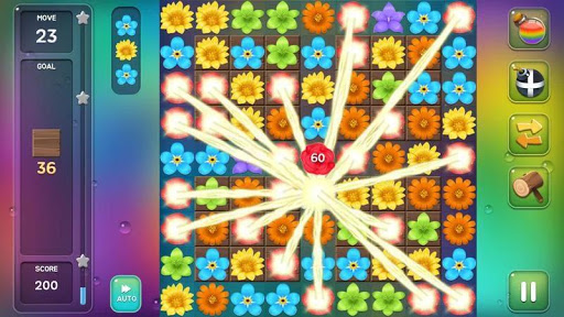 Flower Match Puzzle 1.2.2 screenshots 6