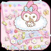 Cute Kawaii Keyboard Theme