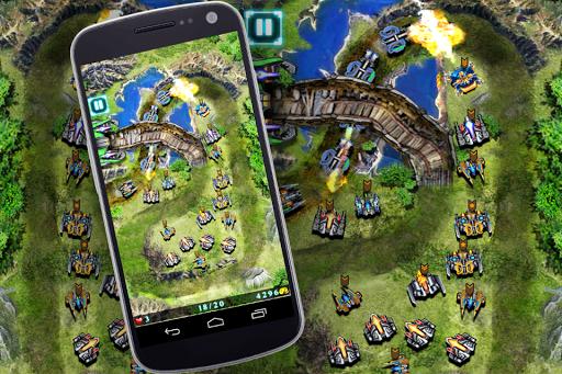 Galaxy Defense (Tower Game) Apk 2