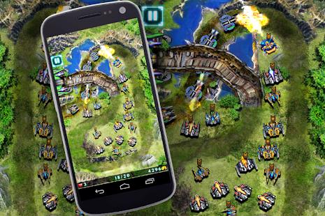 Galaxy Defense (Tower Game) 1.16 screenshots 2