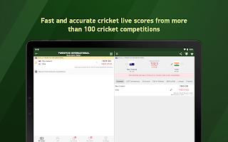 Cricket 24 - live scores
