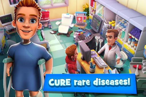 Dream Hospital - Health Care Manager Simulator apkpoly screenshots 4
