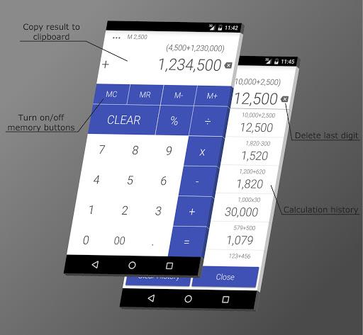 Calculator 1.10.9 Screenshots 1