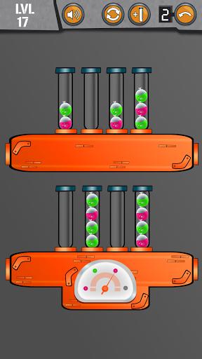 Balloons Sort Puzzle 0.82 screenshots 9